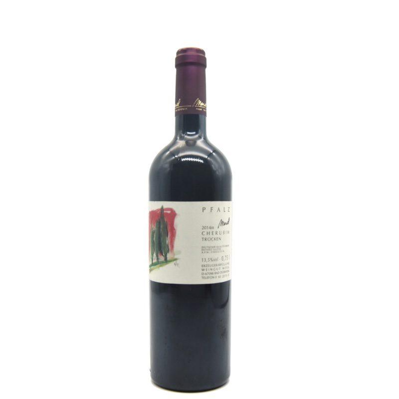 红酒 从 德国, 普法尔茨地区